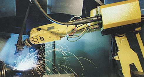 Напълно автоматична роботизирана заваръчна система