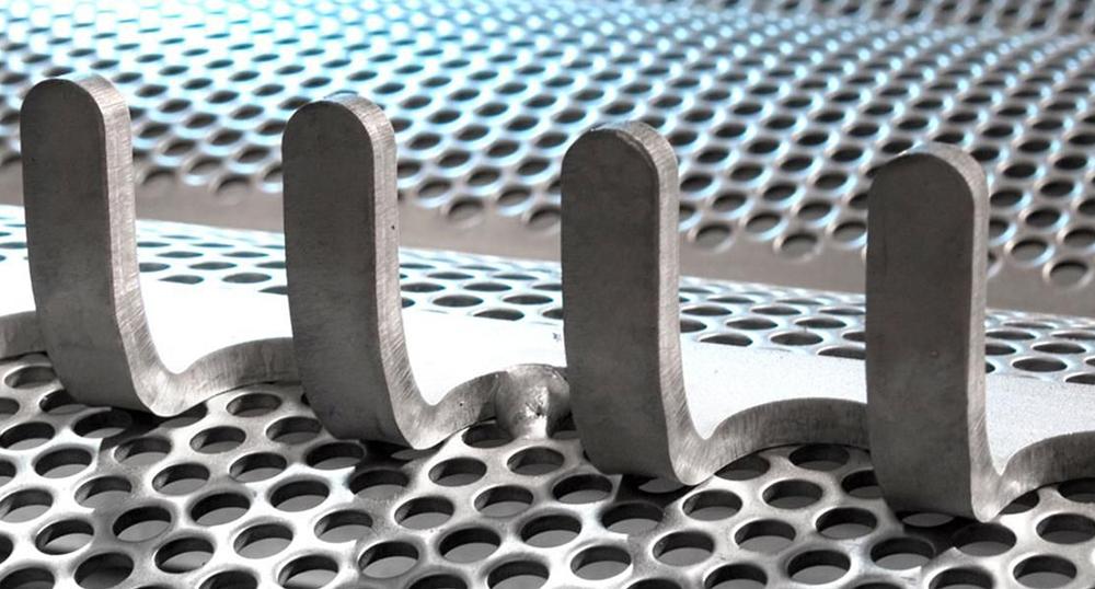 Пресевни повърхности, изработени от материали с висока износоустойчивост