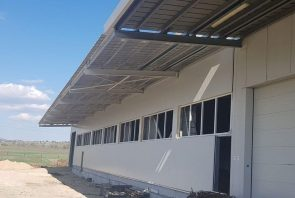 DF Bulgaria new production hall